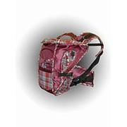 Рюкзак-Кенгуру Baby Style Мишка до 12кг. 1411934 фото