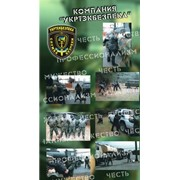 Услуги охранные. Охранные услуги Украина фото