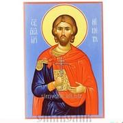 Икона Св. Вмч. Никита Артикул:001056ид19002 фото