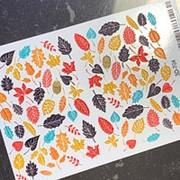 Anna Tkacheva, 3D-слайдер №704 «Осень. Листья» фото