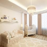 Дизайн детская комната 43 фото