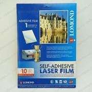 Пленка лазерная A4,10л,78g/m2 1703461 Lom белая матрвая полиэстеровая фото