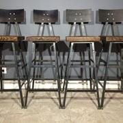 Барные стулья от B&S фото