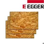 Ориентированно-стружечная плита EGGER OSB-3. Размеры: 2500*1250*6мм фото