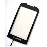 Тачскрин (TouchScreen) для Samsung S5560 black фото
