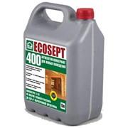 Антисептик консервант для внутренних работ ECOSEPT – 400. фото