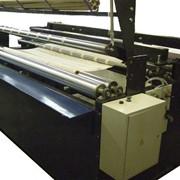 Размоточно – намоточный станок для нетканных материалов ПНМ-4 фото