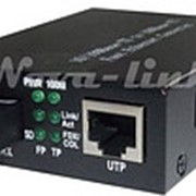 Конвертер 1000 - SM 1.55/1.31 20км SC 5В/1.2A NSGate NFG-W02L/B