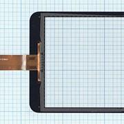 Сенсорное стекло (тачскрин) для ASUS MeMo Pad 8 ME181 черное, Диагональ 8 фото