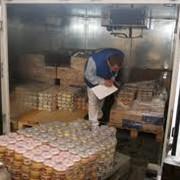 Дезинфекция автотранспорта для перевозки пищевых продуктов фото