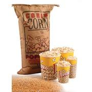 Зерно для приготовления попкорна в масле фото
