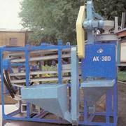 Агрегат круподельный АК-300 для получения крупы из гречихи разных фракций фото