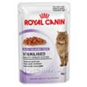 Корм для котов Royal Canin Sterilised In Jelly фото