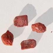 Киноварь (сульфид ртути HgS) фото