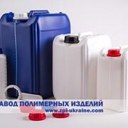 Канистры, бутылки для пищевых продуктов ПЭ, ПП, Пэт фото