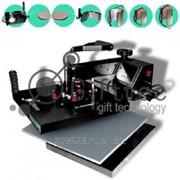 Термопресс Gifttec Master комбо 8 в 1, 38х38см, электронное управление WL-13D фото