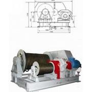 Лебедка электрическая специальная маневровая ЛЭМ-15 фото