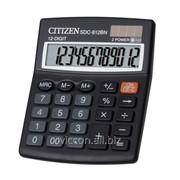 Калькулятор sdc-812bn citizen фото