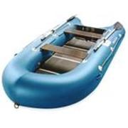 Надувная моторная лодка фото