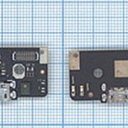 Разъем Micro USB и микрофон для Xiaomi Redmi Note 3 фото