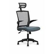 Кресло компьютерное Halmar VALOR (серый) фото