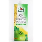 Сок яблочный прямого отжима Premium, SM 183 фото