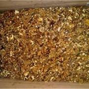 Ядра орехов грецких микс янтарь фото