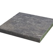 Столешница 26/38 мм длина 1,5/3 м, аламбра темная фото