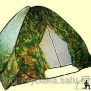 Палатка автомат 3х местная 2х2 м фото
