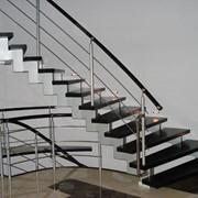 Лестницы на курсорах,лестницы,элементы декоративно-отделочные архитектурные,стройматериалы,Новояворовск,Львов,Львовская область фото
