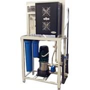 Станция озонирования (промышленный озонатор)воды Экозон 5-AWS (5 г/час) фото