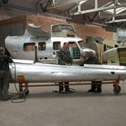Промывка и очистка самолетов, вертолетов, двигателей агрегатов их систем/ helicopter repair фото