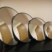 Зеркало противокражное внутреннее D30см фото