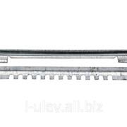 Летковый заградитель 4-х позиционный оцинкованный на верхний круглый леток и ручкой для поворота фото