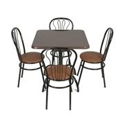 Комплект: стол С400 и стулья С-060 фото