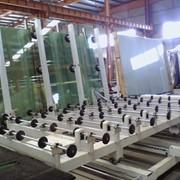 Автоматический криволинейный стол для резки стекла фото