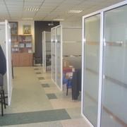 Офисные перегородки фото