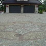 Устройство садовых дорожек, Донецк, мощение пешеходных дорожек, устройство и мощение отмостки, создание дорожек. фото
