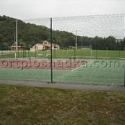 Строительство искусственного футбольного поля Харьков фото
