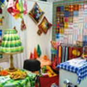 Текстильные изделия фото
