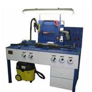 Стенд для ремонта автоматических регуляторов тормозных рычажных передач РТРП1 фото