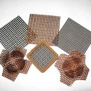 Фильтр литейный для фильтрации жидкого чугуна ФЛЧ фото