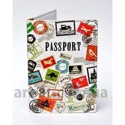 Обложка 073 для паспорта фото