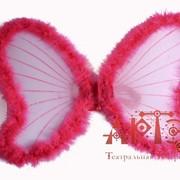 Крылья карнавальные Розовая Фея фото