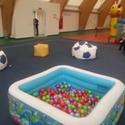 Сдам в аренду сухой бассейн с шариками. фото