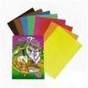 Цветная бумага 16 листов, на скрепке фото