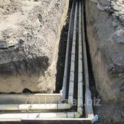 Cтроительство водопровода фото
