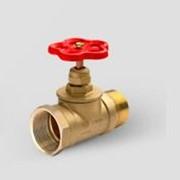 Клапан пожарный 15Б 3Р Д50 (латунь, прямой) фото