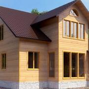 Комплекты домов из клееного бруса фото