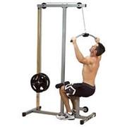 Профессиональный тренажер Body Solid Боди Солид PLM-180 Вертикальная тяга proven quality фото